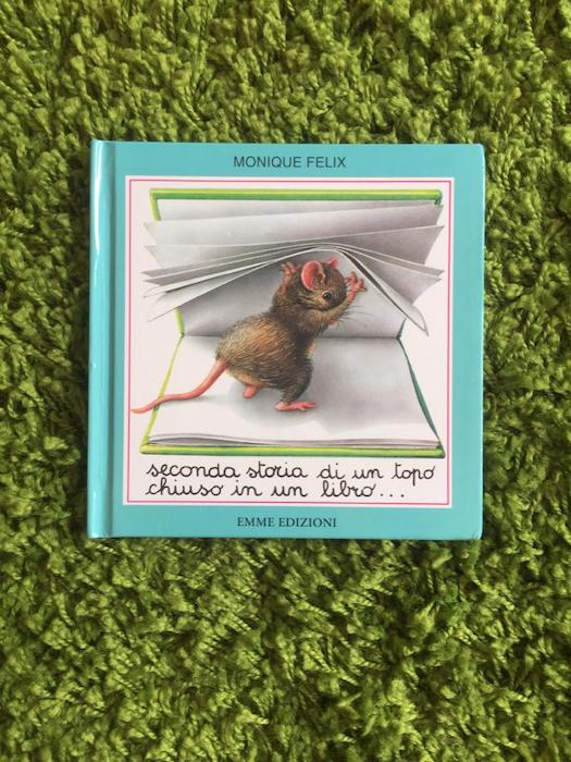 Seconda storia di un topo chiuso in un libro