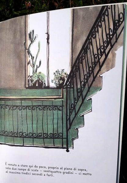 le scale del condominio