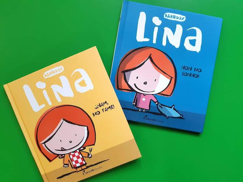 I libri di Lina Barroux