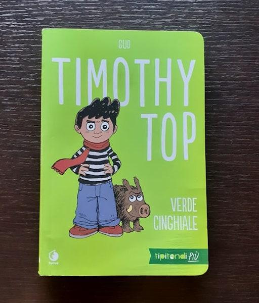 la copertina di Timothy Top