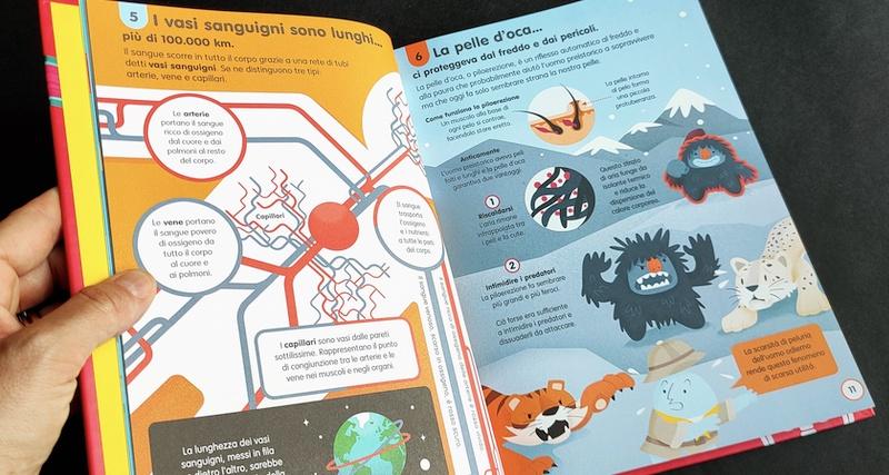 interni 100 cose da sapere corpo umano