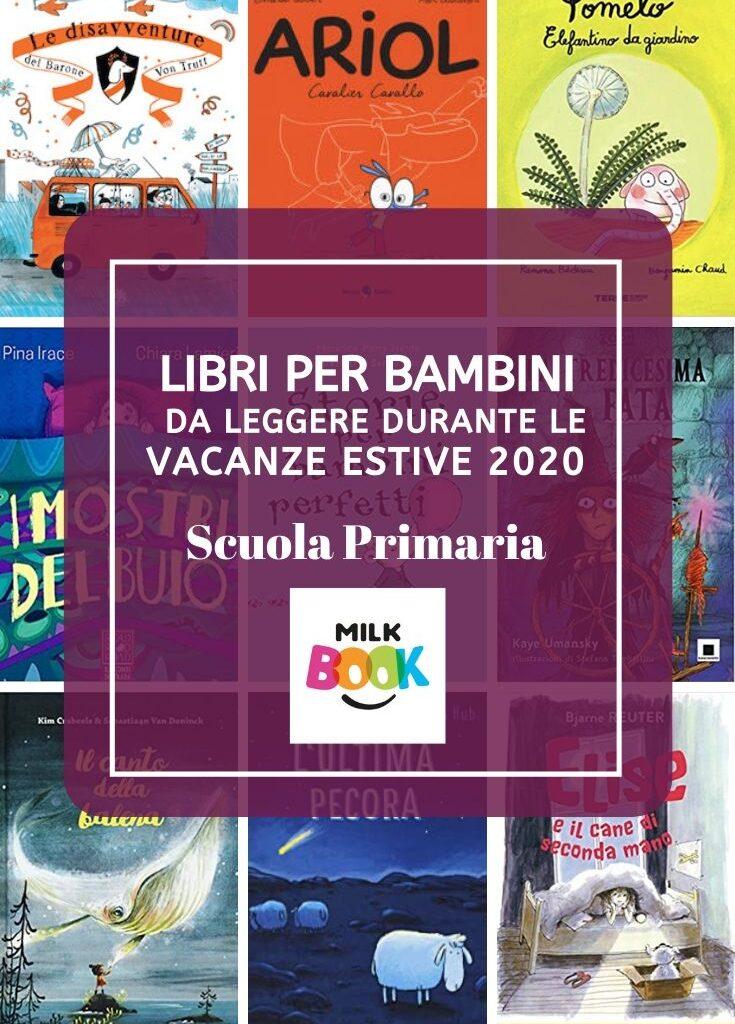 Libri da leggere scuola primaria classe per classe