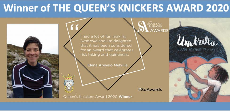 the queens knickers award