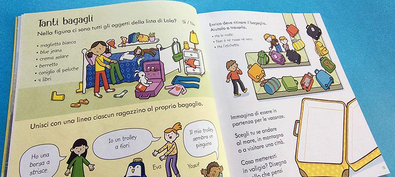 pagine del libro dei giochi