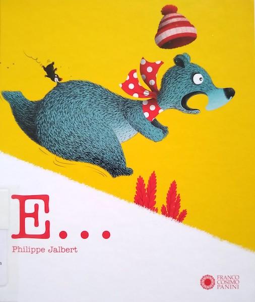 copertina di E...