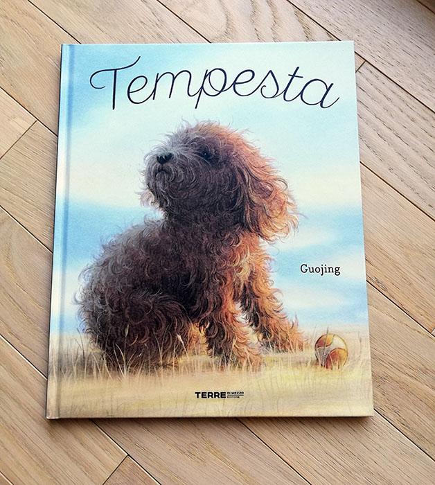 copertina del libro Tempesta