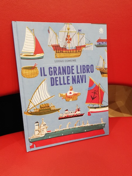 Il grande libro delle navi