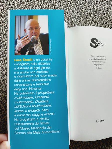 Luca Toselli biografia