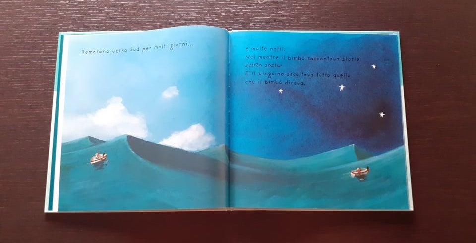 l'avventura in mare