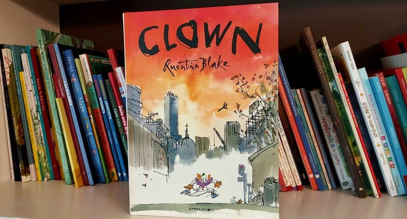 Clown copertina