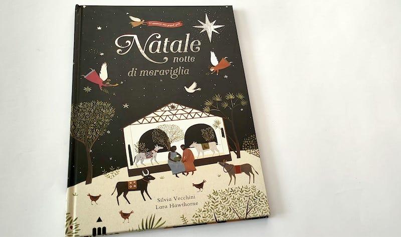 Natale notte di meraviglia cover