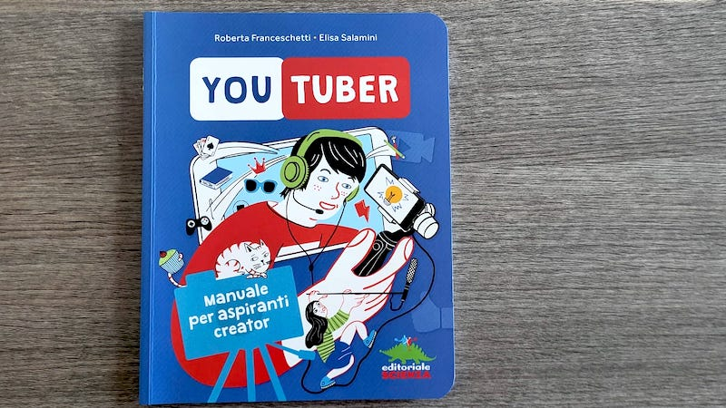 Youtuber manuale per aspiranti creator