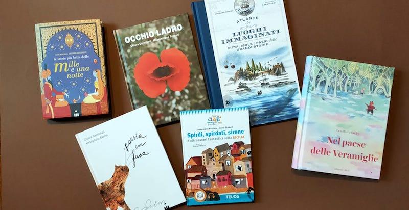 bei libri da regalare a Natale dai 4 anni