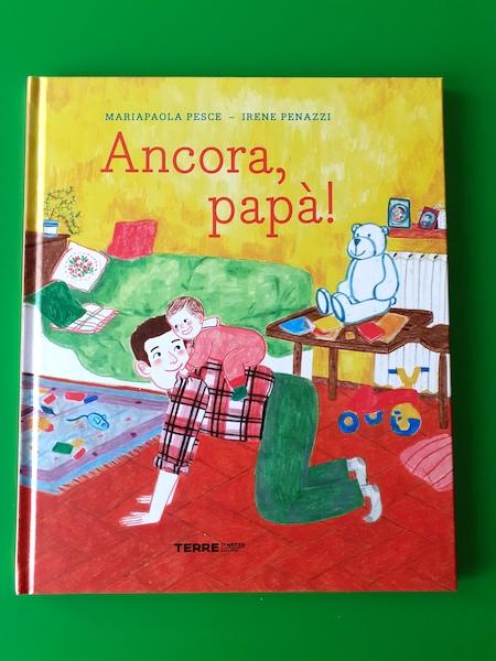 copertina di Ancora papà