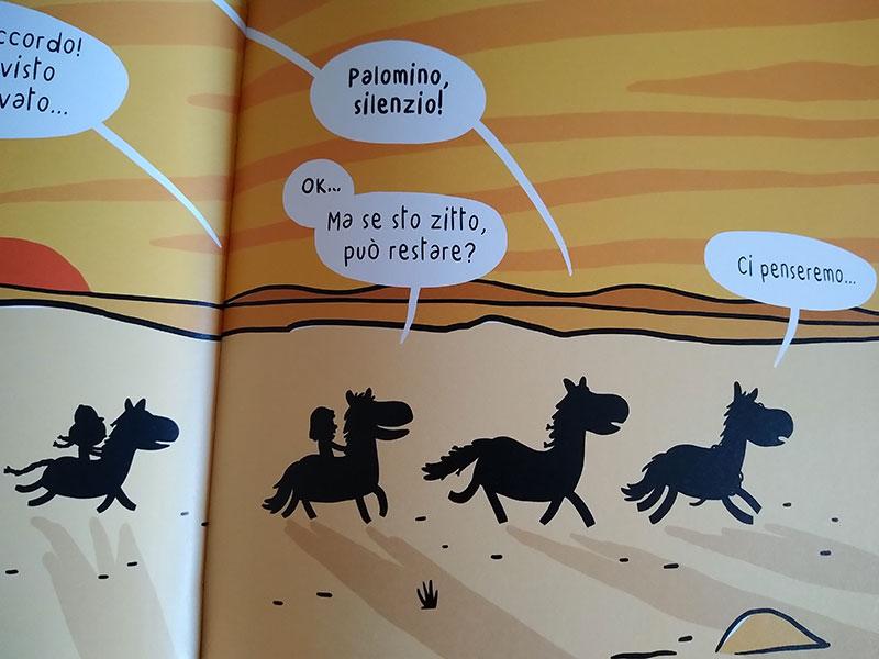 Palomino nel west