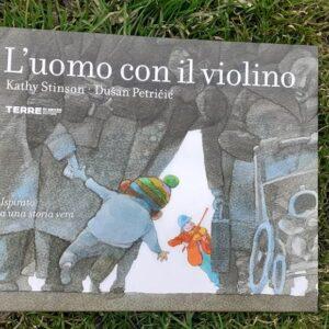 L'uomo con il violino