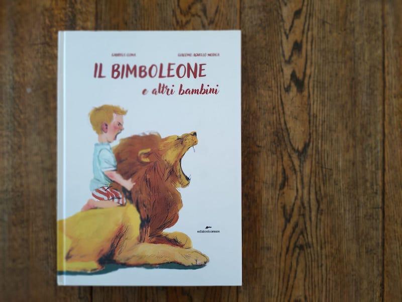 copertina de Il bimboleone e altri bambini