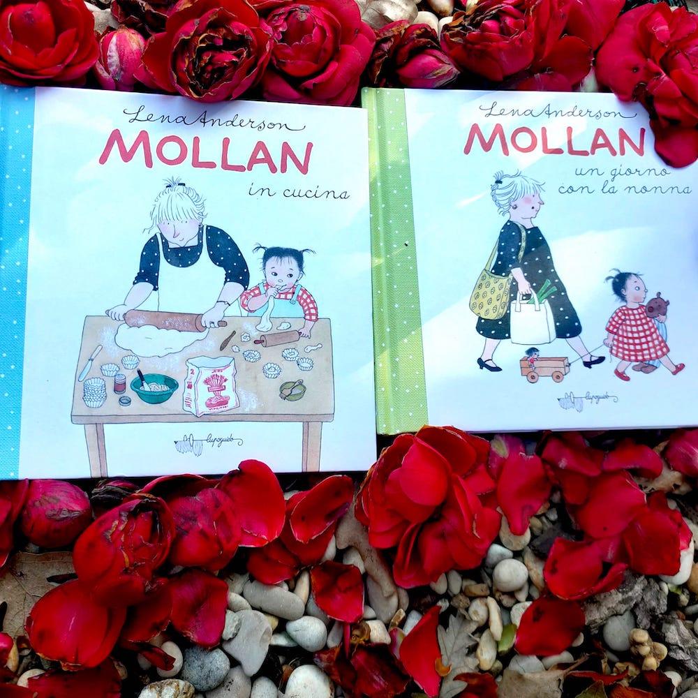 La serie di Mollan, di Lena Anderson