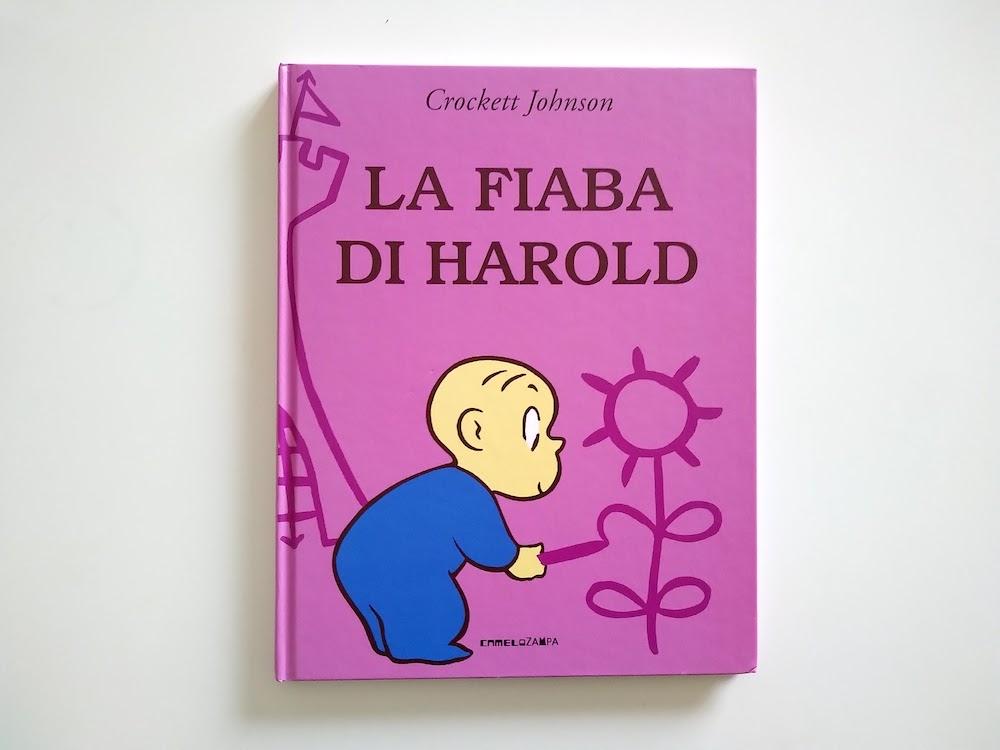 copertina di La fiaba di Harold